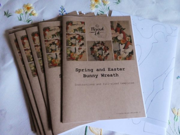 Spring Wreath Pattern Booklets